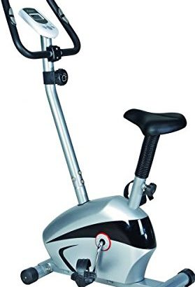 Skyland EM-1527​ Magnetic Exercise Bike – Silver/B