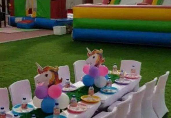 تنظيم حفلات في إمارة دبي الإمارات