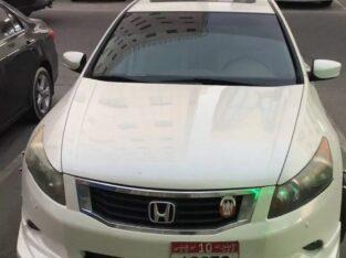 هوندا للبيع في مدينة أبو ظبي الإمارات