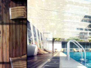 تملك شقة دوبلكس في مدينة مصدر في أبوظبي ب 800 ألف