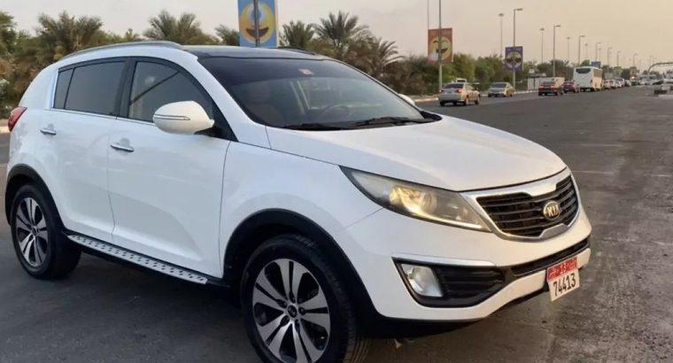 كيا للبيع في مدينة أبو ظبي الإمارات