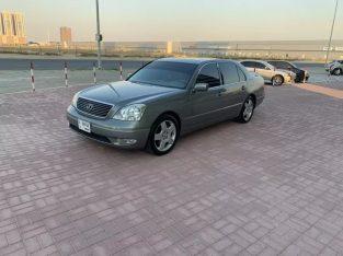 لكزس للبيع في إمارة عجمان الإمارات