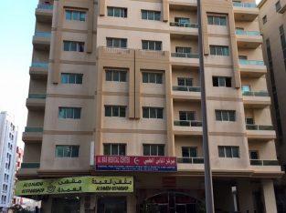 استوديو للايجار في إمارة عجمان الإمارات