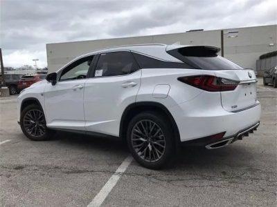 2020 Lexus RX 350 Sport Sale offer
