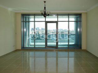 غرفتين وصالة للبيع كورنيش عجمان تقسيط 7 سنوات
