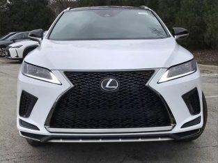 for sale Lexus RX 350 model 2020