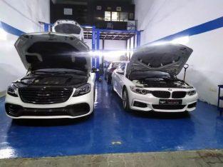 خدمات السيارات في إمارة الشارقة الإمارات