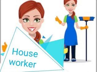 يطلب عمل عمالة منزلية في إمارة دبي الإمارات