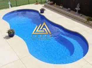 الاهرام للفيبر جلاس شركة مصنعة لحمامات السباحة